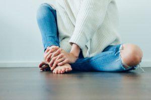 vermoeidheid door rusteloze benen