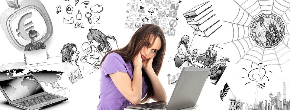 multitasken maakt moe